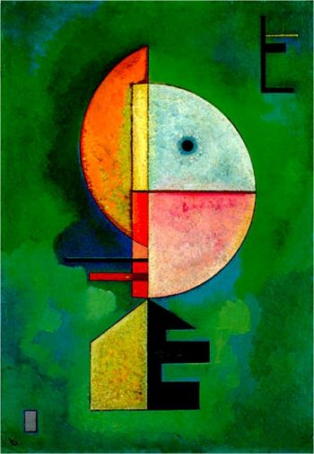 Art, Kandinsky,1929 Plus