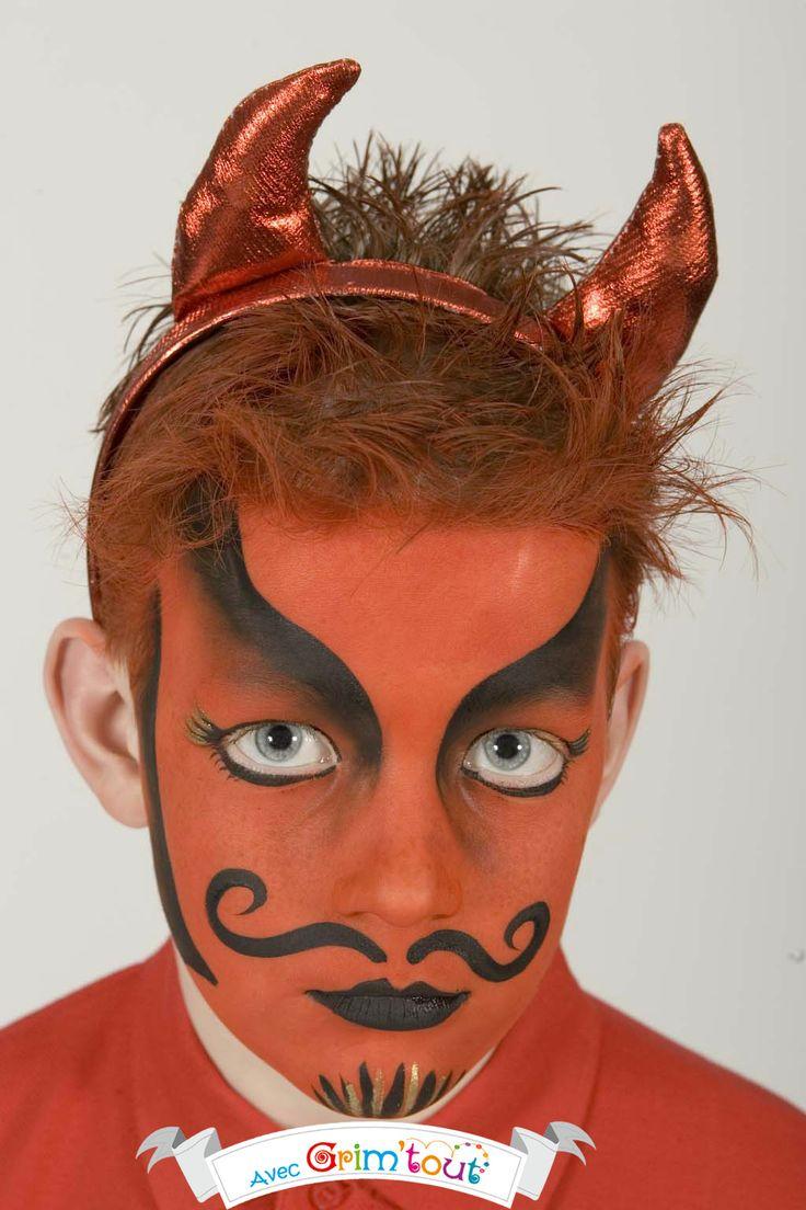 1000 images about maquillage d 39 halloween on pinterest. Black Bedroom Furniture Sets. Home Design Ideas