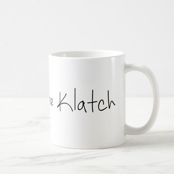 Coffee Klatch Logo Mug