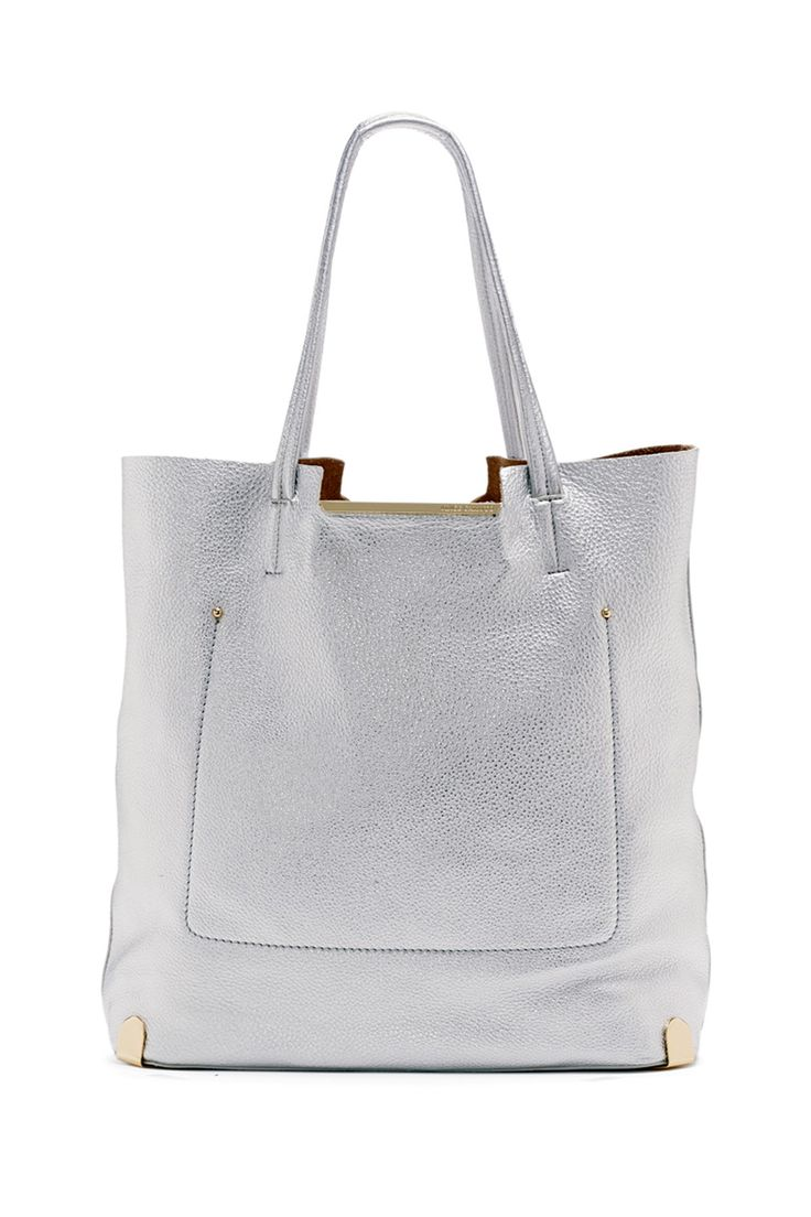 leather carry all tote bag