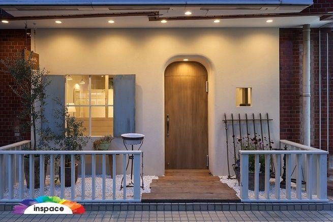 예쁜미용실인테리어 인스페이스 디자인 빈티지카페 예쁜미용실
