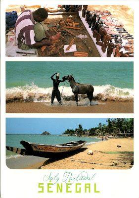 SENEGAL - Saly Portudal