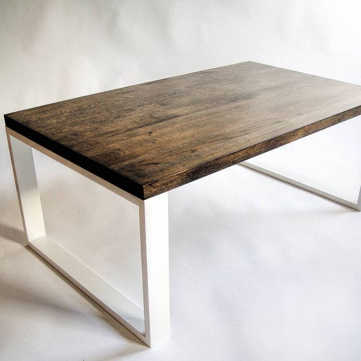 Scandinavian, aesthetic steel elements and noble solid oak carefully oiled in a dark brown colour.  The simplicity and harmony of color contrast is the domain of the modernist style of design.