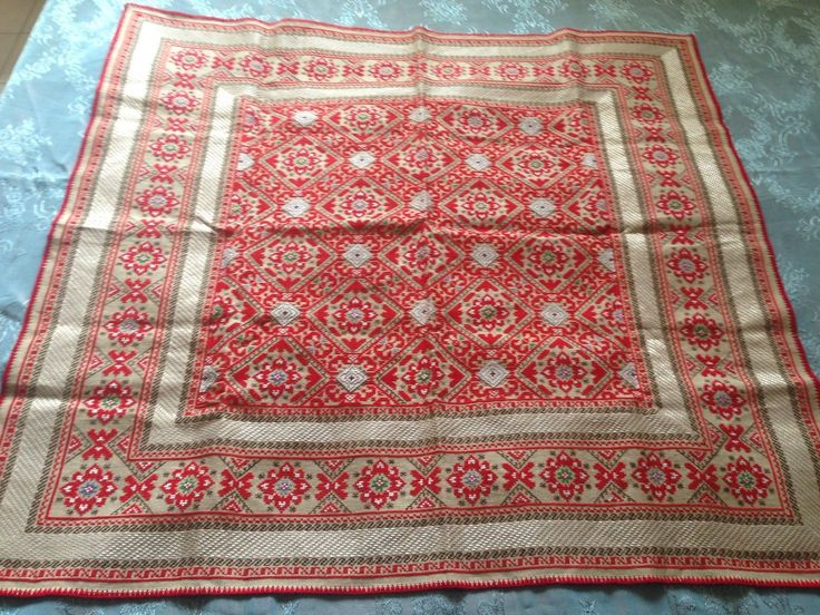 Beautiful Vintage Hand-Embroidered Tablecloth FOR SALE • $175.00 • See Photos! Money Back Guarantee. We are happy to present you this lovely vintage hand-embroidered tablecloth. It's in good condition and the size is 39'' x 37''. 121974348664