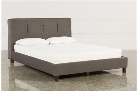 Masterton Eastern King Upholstered Platform Bed