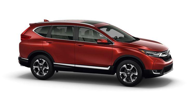 Karşınızda 2017 Honda CR-V