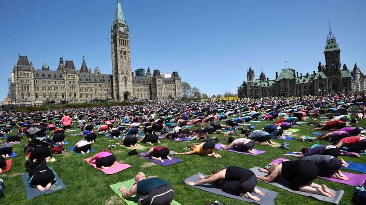 """Yoga Class Canceled over Cultural Concerns"" by Andrew Foote in CBC News"