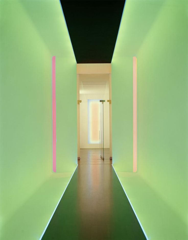 Installation by James Turrell.
