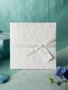 formale invito nozze stampa floreale piegato (set di 50) - € 48.50