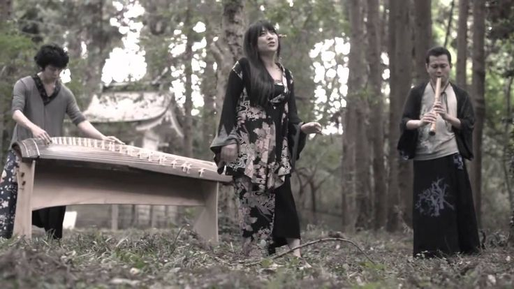 Japanese Traditional Modern Music Song