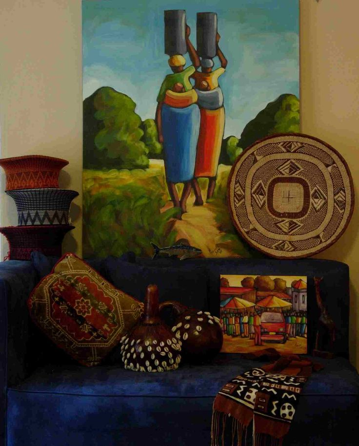 221 Best Images About African Home Decor/Inspiration On Pinterest