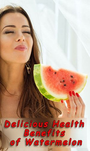 Delicious Health Benefits of Watermelon http://fitering.com/watermelon-health-benefits/