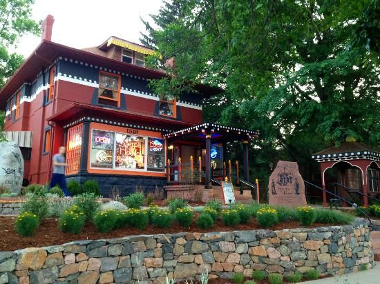 Sherpa House Restaurant and Cultural Center. Golden ,CO