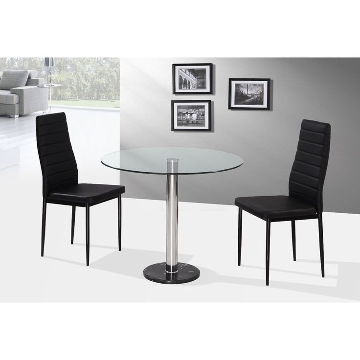 round dining table for 2