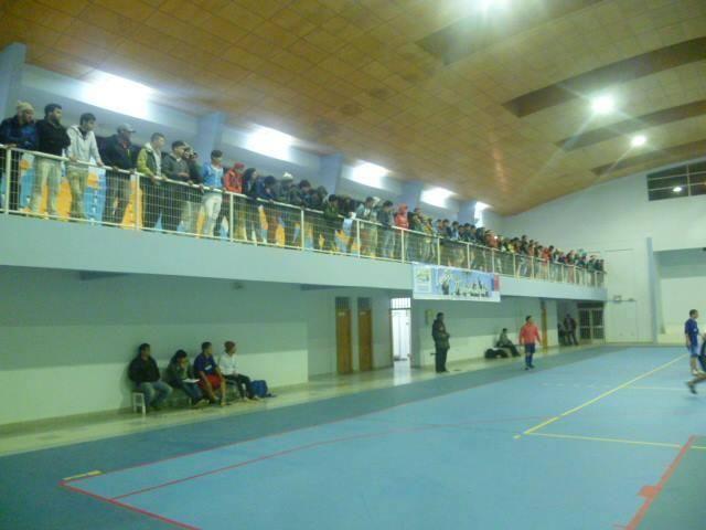 [FAIL] Denuncian mal diseño del nuevo gimnasio de Dichato - Diario Penquista