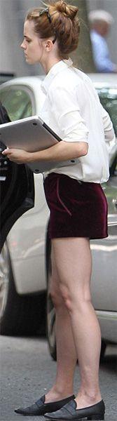 Sassy! Emma Watson   The 24/7 source for Emma Watson's Style