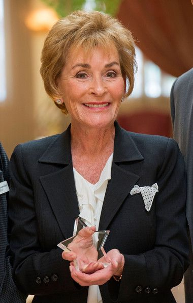 Judith Sheindlin | ... judy sheindlin judge judy sheindlin attends the 2014 heroes of