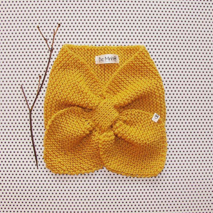 """""""Scarf mustard yellow!!! LOVE! #mustard #aw15 #merino #beminho #wool"""""""
