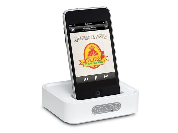 Sonos launches new wireless iPod dock | Sonos has announced that it plans to launch a wireless iPod and iPhone dock next month, making it even easier to stream your tunes from anywhere in your house. Buying advice from the leading technology site