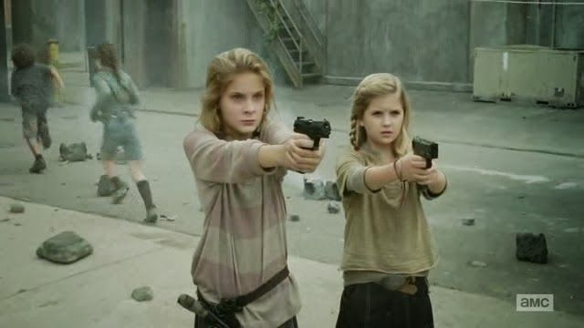 "brighton sharbino walking dead photos | The Walking Dead 4.08 ""Too Far Gone"" Review: Just Keep Walking ..."