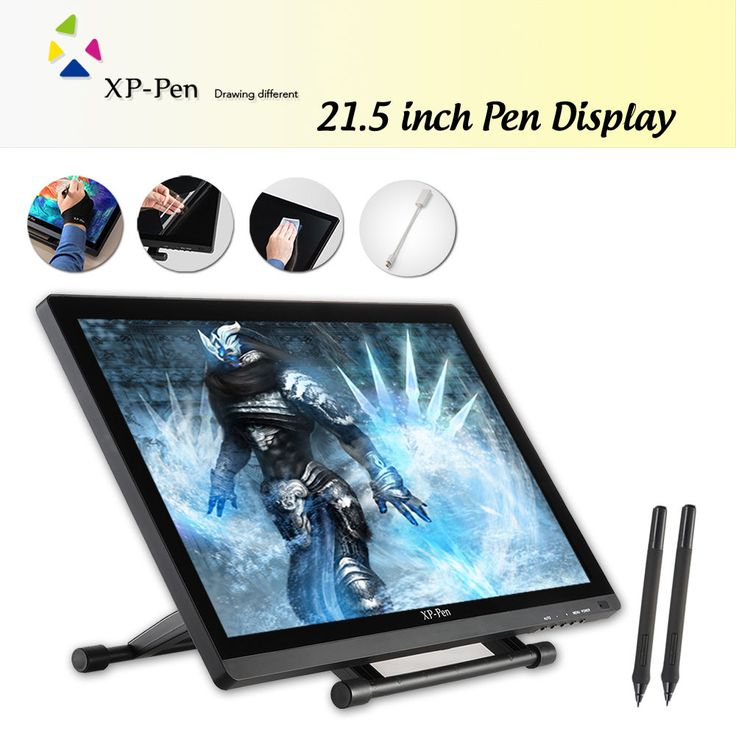 "XP-Pen Artist 22"" Graphics Pen Display Drawing Monitor IPS Panel for Art 5080LPI #XPPen"