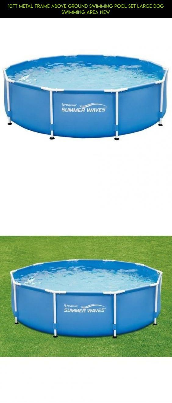 25 best ideas about dog swimming pools on pinterest - Largest above ground swimming pool ...