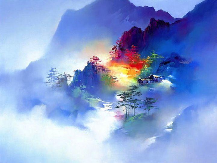 Landscape by Ken Hong Leung