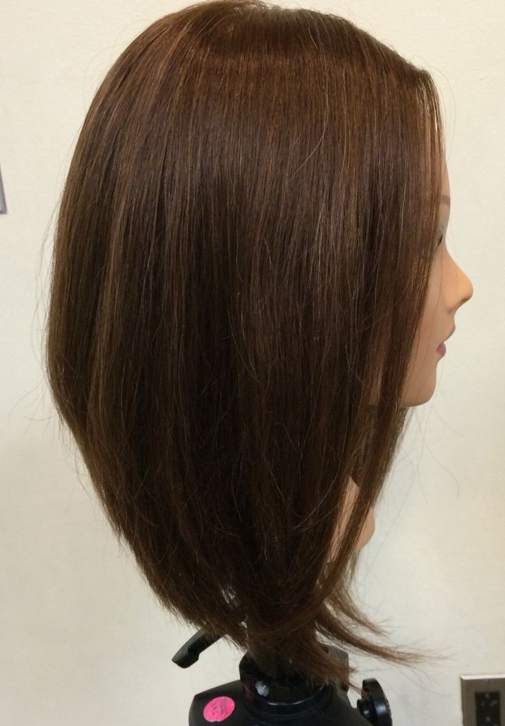 Prime 10 Best Images About Triangular Layers On Pinterest Stylists Hairstyles For Women Draintrainus