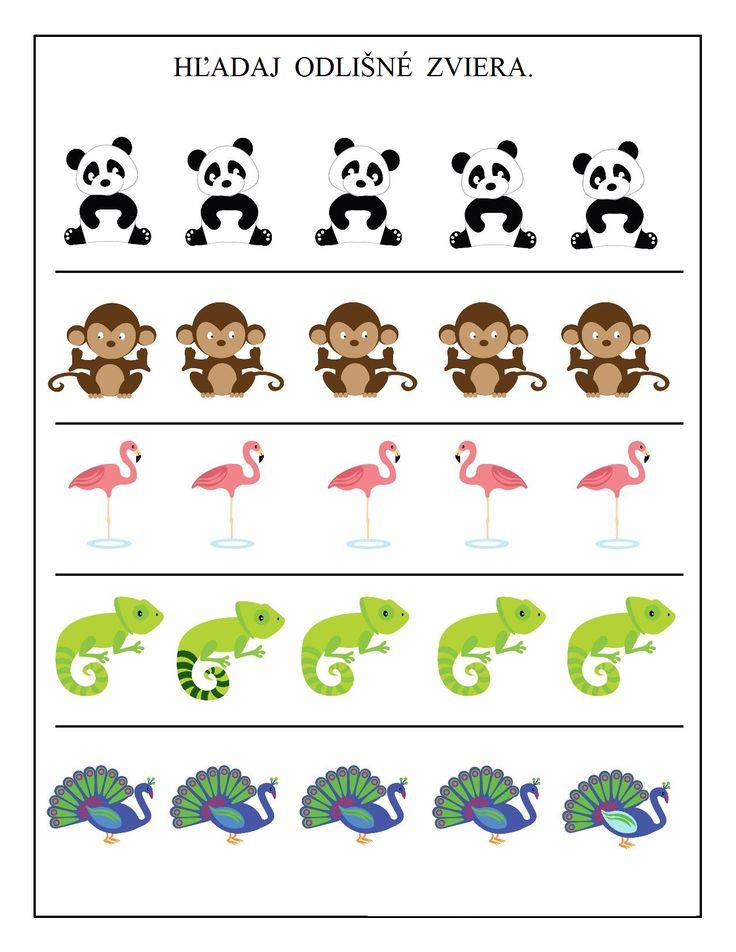 (2015-06) Hvilket dyr er anderledes?