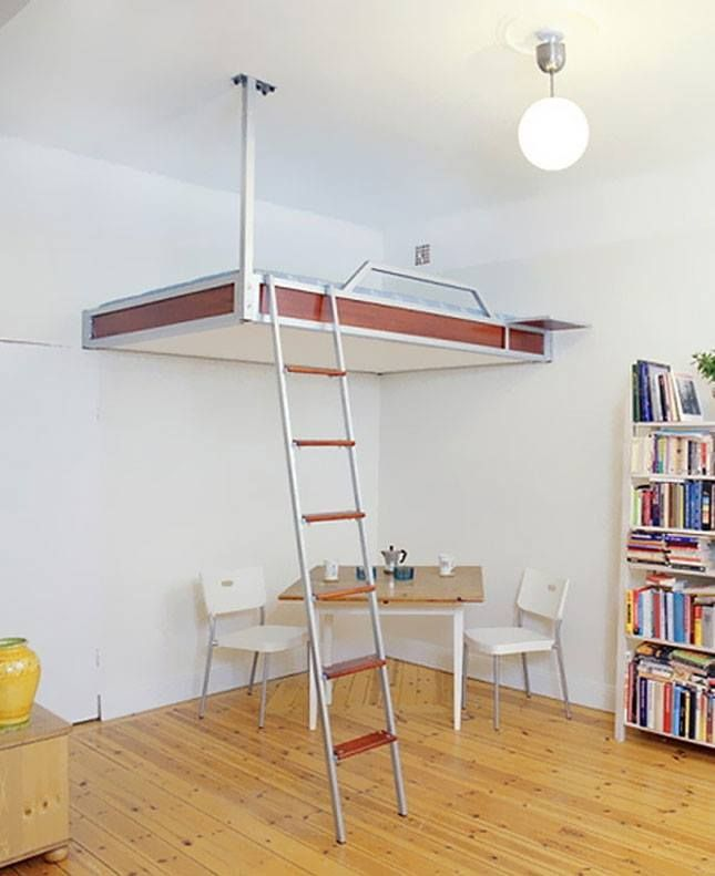 Une mezzanine simplissime !