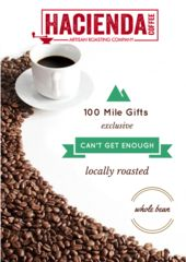 """Whole Bean Coffee, """"Can't Get Enough"""""""