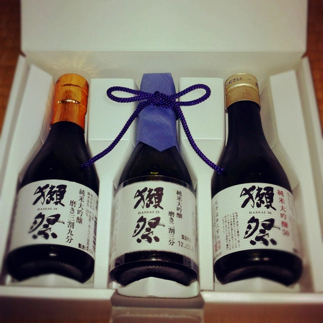 獺祭 Dassai #日本酒
