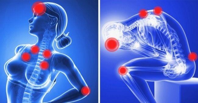 12 Sintomi iniziali dai quali riconoscere la Fibromialgia