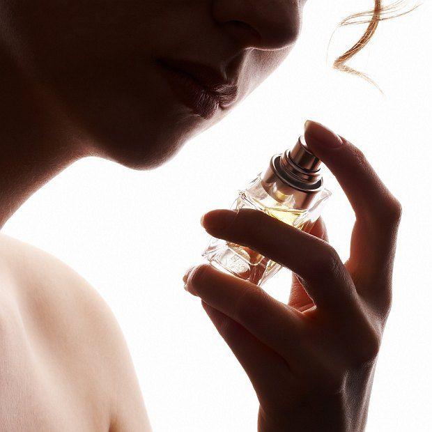 Dlaczego nie czuję perfum?