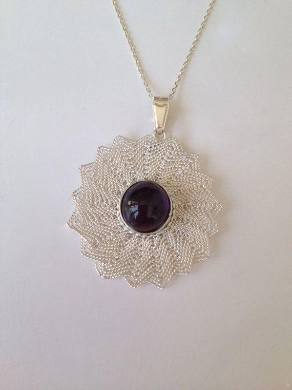 1000K Tradional Jewelry ''Trabzon Hasiri'' by LEMANdesignjewelry, $65.00