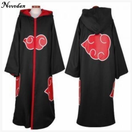 Itachi Akatsuki Cloak Cosplay - All sizes