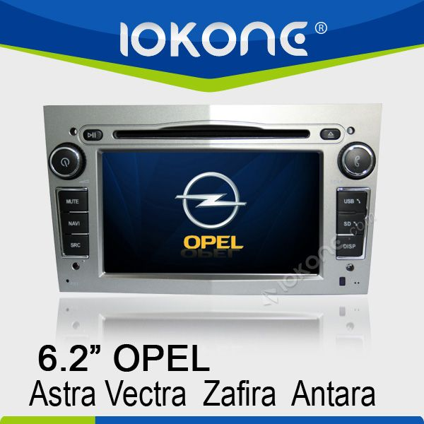 """6.2"" HD Touch screen dvd gps for opel astra h/ corsa d/ zafira b with ipod, usb, dvd, camera, dvb-t"""