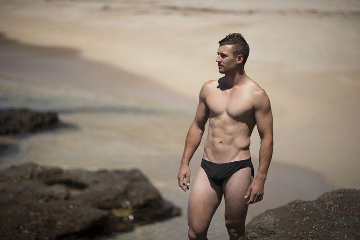 Classic Aussie beach look!