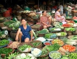 Vietnam: il mercato di Hué