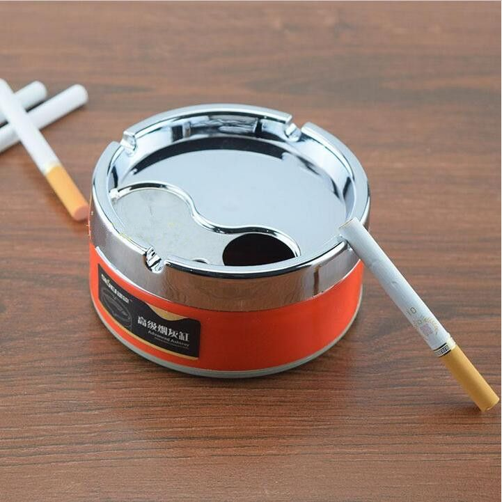 >> Click to Buy << Cigar Ashtray Metal Portable Travel Cigar Ashtray,Gold Color Removable Cleaning Home Acessories #Affiliate