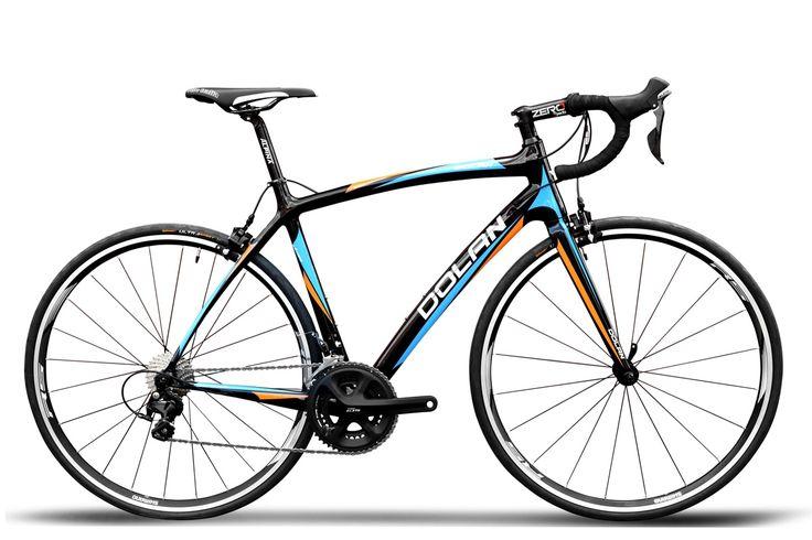 Dolan l'Étape Carbon Road Bike - Shimano 105 5800