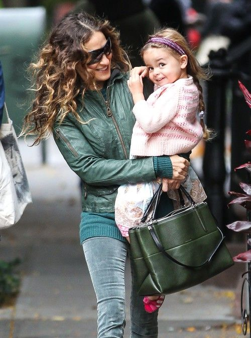 Sarah Jessica Parker: All Smiles With Twins