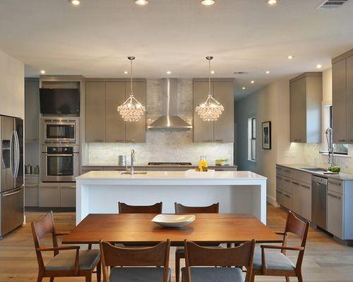 spot lighting ideas. 7461cca102335b5c_9013-w500-h400-b0-p0--transitional-kitchen.jpg · Transitional KitchenSpot LightsLight FixturesDecor IdeasKitchen Spot Lighting Ideas