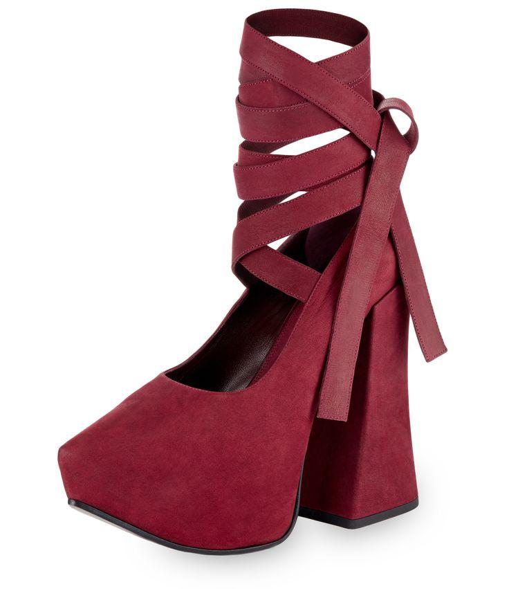 Platform Ballet Shoes #AW1415   Vivenne Westwood   Pinterest ...