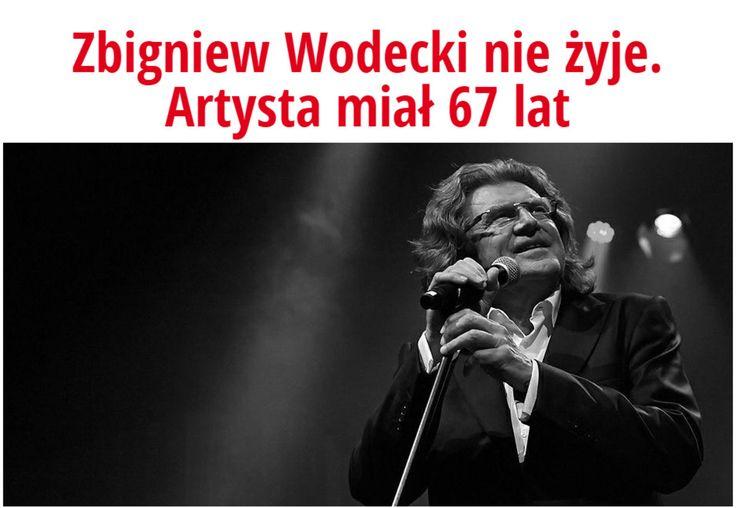 Panie Zbyszku... żegnamy #Wodecki #Zbigniew #ZbigniewWodecki #TOKFM