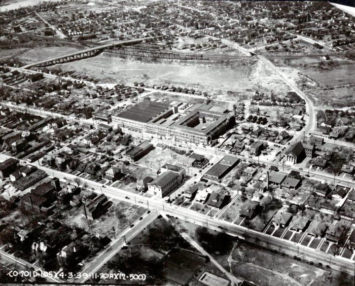 These 15 Photos Of Nashville From The Early 1900s Are Beyond Fascinating Nashville Aerial View East Nashville