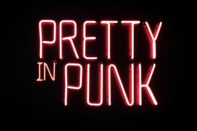 kurt geiger shoes AW12 pretty in punk by I Want You To Know UK Fashion Blog, via Flickr