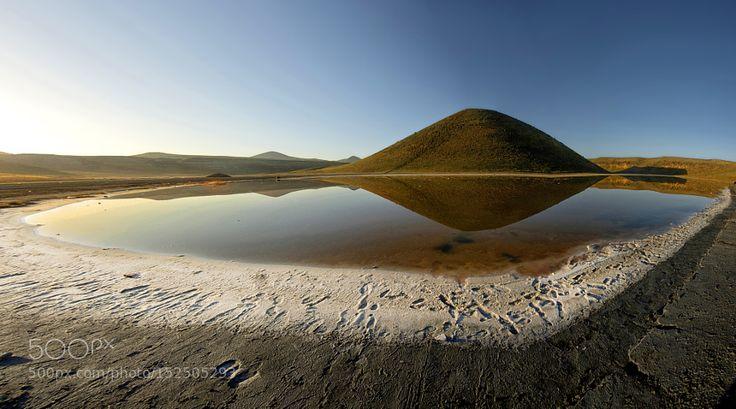 Meke Krater Gölü - Konya / TÜRKİYE by ashkelebekmisali