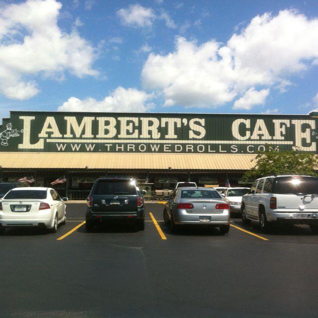 Lambert S Home Of The Throwed Rolls In Orange Beach Al
