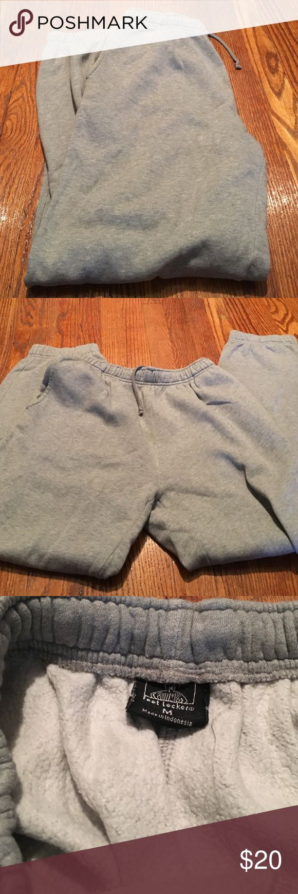 Footlocker Grey Sweatpants Grey sweatpants footlocker Pants Sweatpants & Joggers
